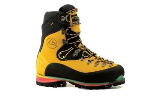 LA SPORTIVA NEPAL TOP WORK GIALLO NERO