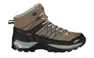 CMP RIGEL MID TREKKING BROWN BLACK WOMEN