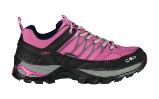 CMP RIGEL LOW TREKKING PURPLE BLUE WOMEN