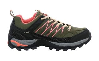 CMP RIGEL LOW TREKKING CACHI ROSA DONNA