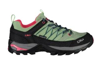 CMP RIGEL LOW TREKKING GREEN GREY WOMEN