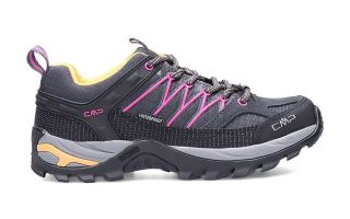 CMP RIGEL LOW GRAY FUCHSIA WOMAN 3Q54456 54UE