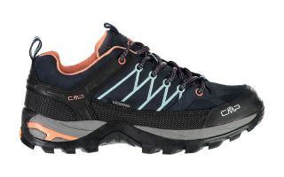 CMP RIGEL LOW BLACK GREY WOMEN