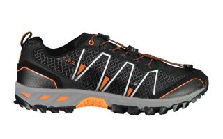 CMP ALTAK TRAIL WP BLACK ORANGE