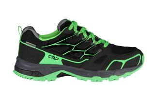 CMP ZANIAH TRAIL WP BLACK GREEN 39Q9687 67UF