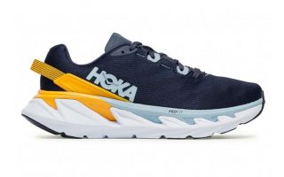 Hoka ELEVON 2 BLUE ORANGE 1106477 OBSF