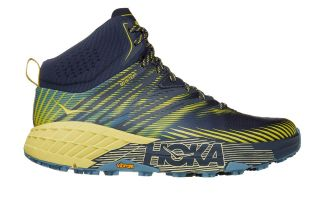 Hoka SPEEDGOAT MID 2 GTX BLUE YELLOW
