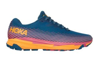 Hoka TORRENT 2 BLEU ORANGE FEMME 1110497 MBSF