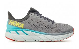Hoka CLIFTON 7 GREY