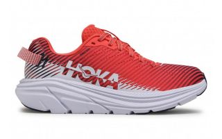 Hoka RINCON 2 CORAL WHITE FOR WOMEN 1110515 HCWH