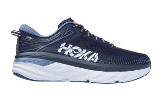 Hoka BONDI 7 DARK BLUE