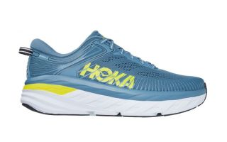 Hoka BONDI 7 BLUE YELLOW
