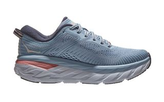 Hoka BONDI 7 BLUE GREY WOMEN