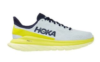 Hoka MACH 4 BLUE YELLOW