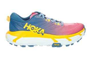 Hoka MAFATE SPEED 3 BLUE YELLOW WOMEN 1113531 MBSF