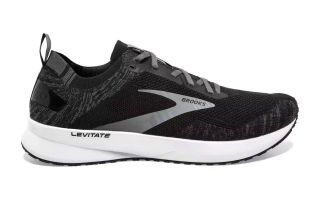 Brooks LEVITATE 4 NEGRO BLANCO 1103451D012