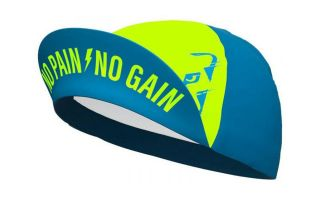 Dynafit CAP PERFORMANCE NEON YELLOW BLUE
