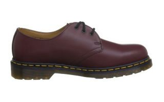 Dr martens 1461 3-EYE GARNET WOMEN