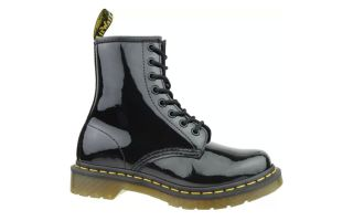 Dr martens 1460 8-EYE BLACK WOMEN