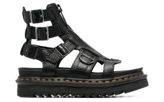 Dr martens SANDALS OLSON BLACK