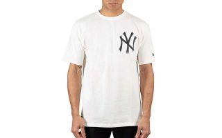 New Era CAMISETA NEW ERA MLB N.Y. YANKEES BLANCO 12195449