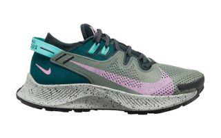 Nike PEGASUS TRAIL 2 GRIS AQUA MUJER CK4309 300