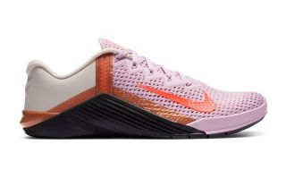 Nike METCON 6 PINK BLACK FOR WOMEN AT3160 686