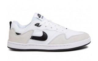 Nike ALLEYOOP BLANCO NEGRO CJ0882 100