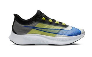Nike ZOOM FLY BLANCO AZUL AT8240 104