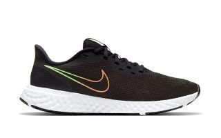 Nike REVOLUTION 5 NEGRO BLANCO BQ3204 017