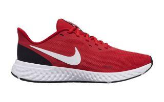 Nike REVOLUTION 5 ROT WEISS BQ3204 600