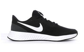Nike REVOLUTION 5 NERO GRIGIO JUNIOR BQ5671 003