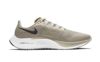 Nike AIR ZOOM PEGASUS 37 BEIGE SCHWARZ BQ9646 200