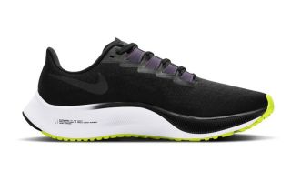 Nike AIR ZOOM PEGASUS 37 BLACK WHITE WOMEN BQ9647 010