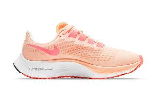 Nike AIR ZOOM PEGASUS 37 CORAL WHITE WOMEN BQ9647 800