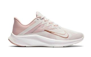 Nike QUEST 3 PINK SILVER WOMEN CD0232 003