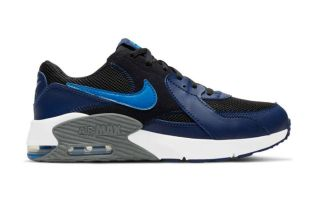 Nike AIR MAX EXCEE BLUE BLACK BOY
