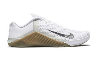 Nike METCON 6 WHITE BROWN CK9388 101