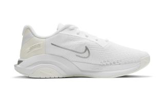 Nike ZOOMX SUPERREP SURGE BIANCO ARGENTO DONNA CK9406 100