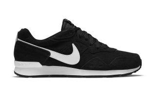 Nike VENTURE RUNNER SUEDE SCHWARZ WEISS CQ4557 001