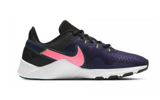 Nike LEGEND ESSENTIAL 2 BLACK PINK WOMEN CQ9545 401