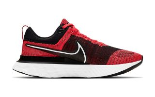 Nike REACT INFINITY RUN SCHWARZ ROT CT2357 600