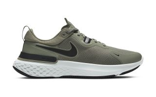 Nike REACT MILER VERDE NERO CW1777 300