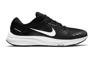 Nike AIR ZOOM STRUCTURE 23 NEGRO BLANCO CW1778 011