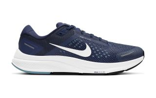 Nike AIR ZOOM STRUCTURE 23 BLU BIANCO
