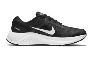 Nike AIR ZOOM STRUCTURE 23 BLACK WHITE WOMEN CZ6721 001