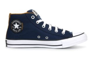 Converse CHUCK TAYLOR ALL STAR STREET BLUE GOLD