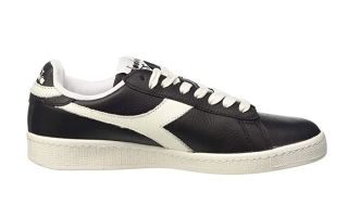 Diadora GAME L LOW NERO BIANCO 160821 180
