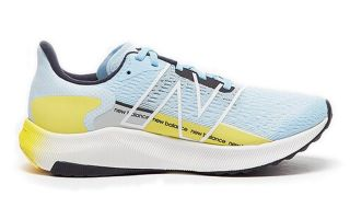 New Balance FUELCELL PROPEL V2 AZUL AMARILLO MUJER WFCPRCU2