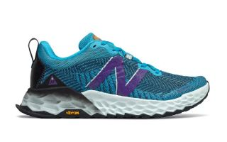 New Balance FRESH FOAM HIERRO V6 BLUE PURPLE WOMEN